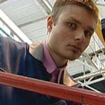 Алексей Тамонов - слесарь по ремонту автомобилей
