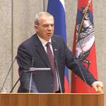 Выступление префекта ВАО г. Москвы Николая Евтихиева