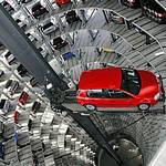 В Москве построят более 500 000 машиномест