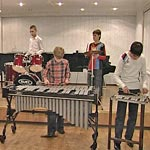 Сургутские барабанщики