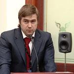 Выступление директора по продажам блока «Малый и средний бизнес» НБ «ТРАСТ» Кирилла Тихонова