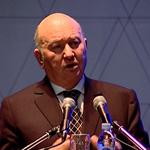 Выступление мэра г. Москвы Юрия Лужкова (часть 1)