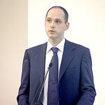 Выступление директора практики по предоставлению услуг компаниям автомобильной отрасли PricewaterhouseCoopers Андрея Комарова (часть 2)