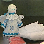 Фигуры ангелов-хранителей