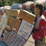Рынки: торговле мешает контрабандный товар