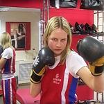 Борьба и бокс для девушки