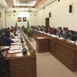 В МГД обсудили налоговую реформу