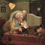 Интернет и пенсионеры