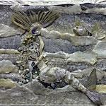 Картины из чешуи