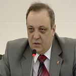 Выступление председателя совета Ассоциации малого бизнеса в сфере потребительского рынка Алексея Третьякова