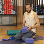 Йога при сидячей работе