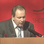 Доклад президента Партнерства розничных обувных компаний «ПРОК» Алексея Кистенева
