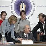 """Пресс-конференция Е. Егорова на тему """"Образование"""""""