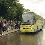 Стоянки для междугородних автобусов