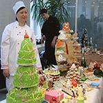Кулинарные шедевры на Рождественском фестивале