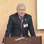 Выступление президента Ассоциации региональных банков Анатолия Аксакова (часть 1)