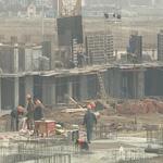 Резкого сокращения строительных фирм не наблюдается