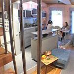 Фешенебельная квартира в деревянном доме