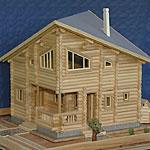 Деревянный домострой