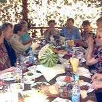 Кафе «Лесная трапеза» поздравляет москвичей