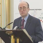 Выступление руководителя Федеральной налоговой службы Михаила Мокрецова