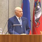 Выступление мэра г. Москвы Юрия Лужкова