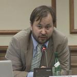 Выступление президента фонда «Петербургская политика» Михаила Виноградова