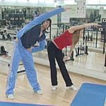 Фитнес: быстрая гимнастика