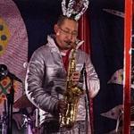 Японские музыканты в Сибири