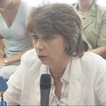 Выступление директора департамента образовательных программ ГК «РОСНАНО» Елены Соболевой