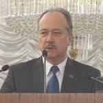 Выступление первого заместителя мэра г. Москвы Юрия Росляка