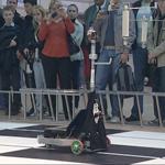 Роботы на танцполе