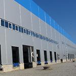 В Башкирии построили склад международного уровня