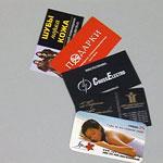 Корпоративный стиль компании: оформление визиток