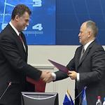 «ОПОРА РОССИИ» и «Холдинг МРСК» подписали соглашение