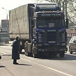 Новые штрафы для автоперевозчиков преждевременны