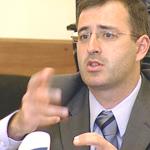 Выступление ректора Российской экономической школы Сергея Гуриева (часть 1)