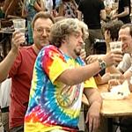 Фестиваль пива в Лужниках продолжается