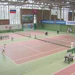 Прошел финал Зимнего чемпионата Москвы по теннису