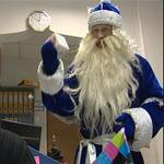 Фальшивый Дед Мороз!